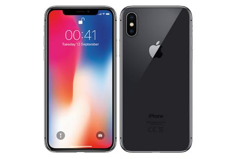 Mobitel iPhone X 256GB space grey
