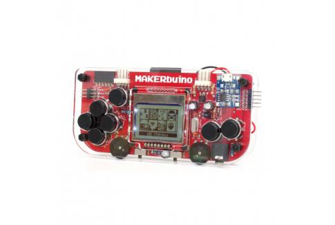 MAKERbuino kit s alatima