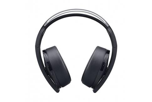 PS4 Wireless Platinum Headset
