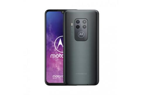 Motorola One Zoom sivi