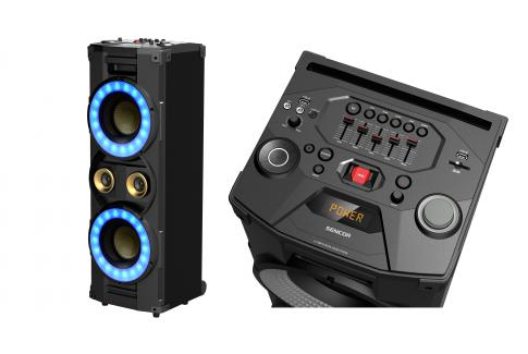 Karaoke set Power Sound System SSS 4001