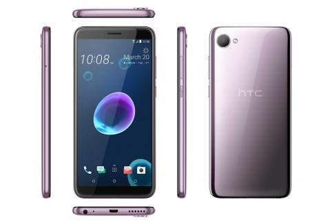 Mobitel HTC Desire 12 Plus silver purple