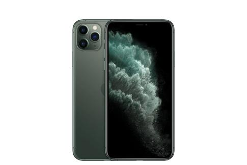 Mobitel iPhone 11 Pro Max 64GB midnight green